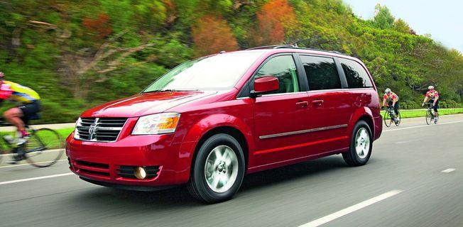 Dodge Grand Caravan 3.3 (2011-)