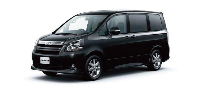 Toyota Noah 2.0 (2011-)