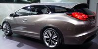 Honda Civic Tourer – stilfull storlastare