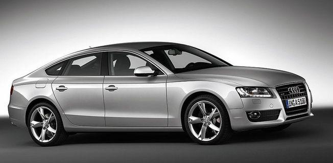Audi A5 Coupé 3.2 FSI (2011-)