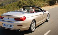 PROV: BMW 650i Cabriolet