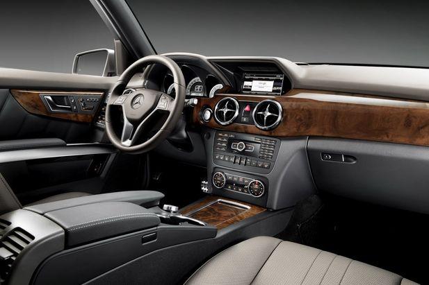 Mercedes GLK ansiktslyfts - Bild 522607