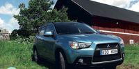 Mitsubishi ASX: Utmanare med skön diesel