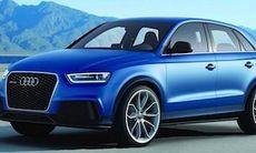 Audi RS Q3 Concept – snart kommer den