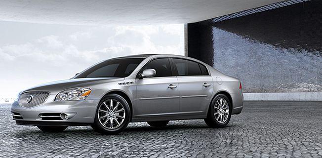 Buick Lucerne 3.9 (2011-)