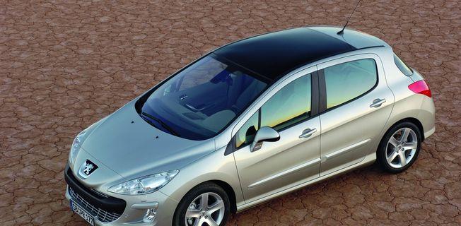 Peugeot 308 120 VTi (2011-)