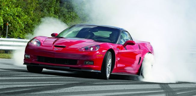 Chevrolet Corvette 6.2 ZR1 (2011-)