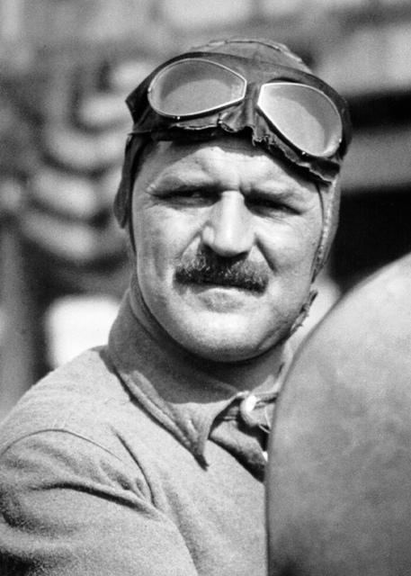 Louis Chevrolet (1878-1941)