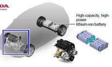 Hondas nya Sport Hybrid i-DCD förbättrar prestanda