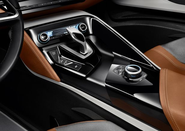 BMW i8 Concept Spyder premiärvisas i Beijing - Bild 525240