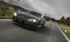 Aston Martin SP10 – fetare Vantage S