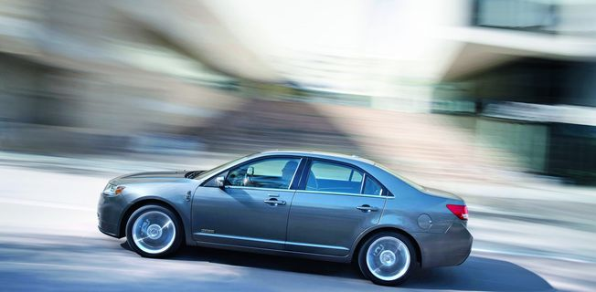 Lincoln MKZ 3.5 (2011-)