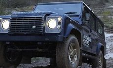 Land Rover Defender med eldrift – sista rycket?