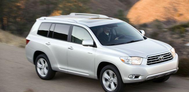 Toyota Highlander 2.7 (2011-)