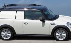 Mini kan släppa transportbil i Genève