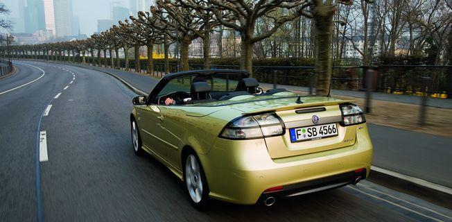 SAAB 9-3 Cabriolet 2.0t (2011-)