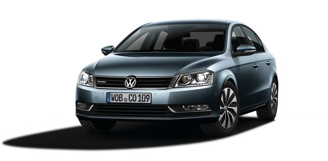 Volkswagen Passat Blue TDI (2011-)