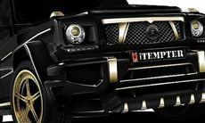 Mercedes G iTemper – smakfull styling?