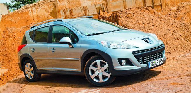 Peugeot 207 SW 120 VTi (2011-)