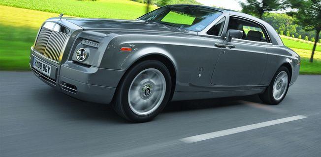 Rolls-Royce Phantom Coupé (2011-)