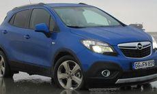 """PROV: Opel Mokka är en trevlig """"fusk-suv"""""""