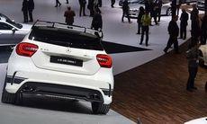 Mercedes: Sport och billig fyrhjulsdrift