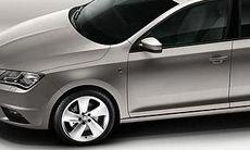 Nya Seat Toledo läcker ut på nätet – seriemodell?