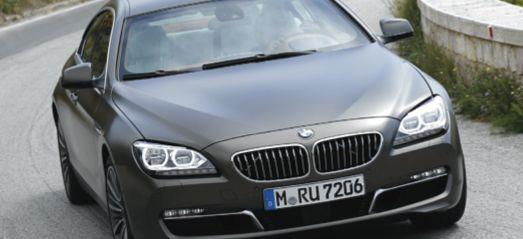 PROV: BMW 640d Gran Coupé - sexmaskin