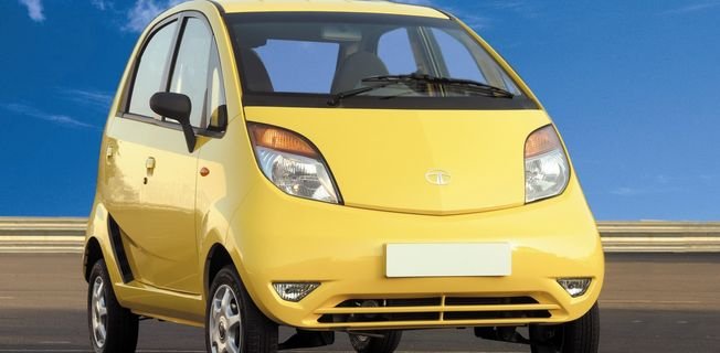 Tata Nano 0.6 (2011-)