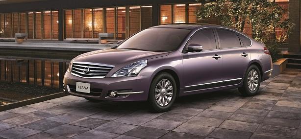 Nissan Teana 2.5 (2011-)