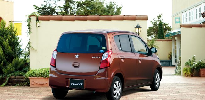 Suzuki Alto 1.0 (2011-)