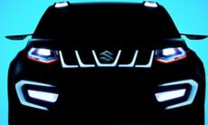 Suzuki iV-4 aktuell för Frankfurt-mässan