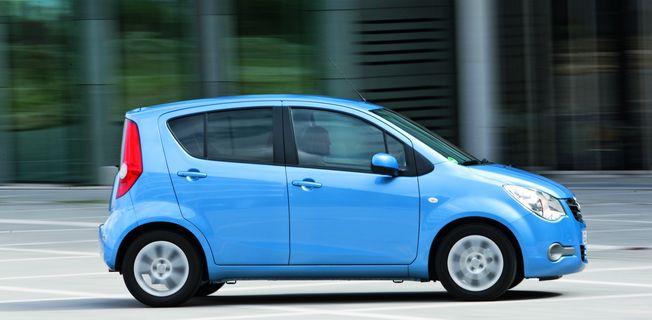 Opel Agila 1.0 (2011-)
