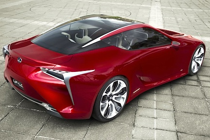 Lexus LF-LC koncept concept