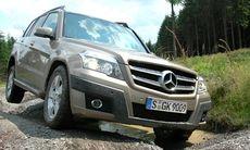 Mercedes GLK är som den schweiziska armékniven