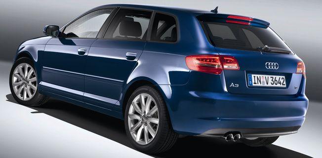 Audi A3 Sportback 2.0 TFSI Quattro (2011-)