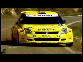 PG Andersson tar Sverige till WRC