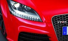 Audi TT RS Plus – mer av allt!