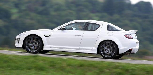 Mazda RX-8 2.6 (2011-)