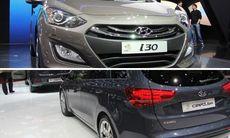 Bästa kombin: Hyundai i30 eller Kia Ceed?