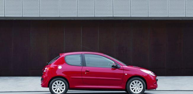 Peugeot 206+ 60 (2011-)