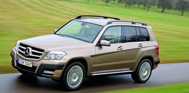 Mercedes-Benz GLK 350 4-MATIC (2011-)