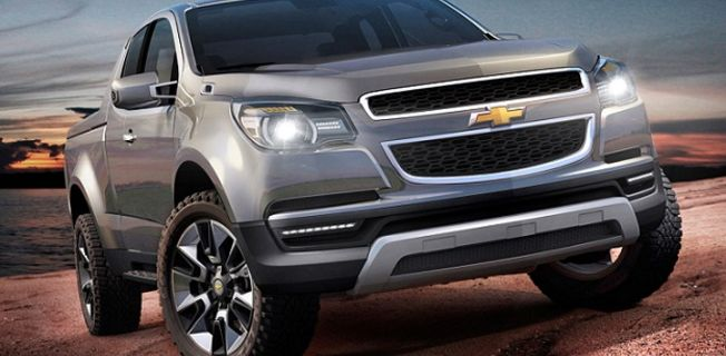 Chevrolet Colorado 2LT (2011-)