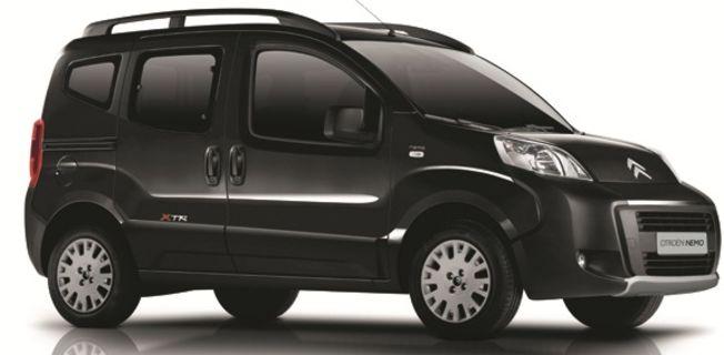 Citroën Nemo 1.4 (2011-)