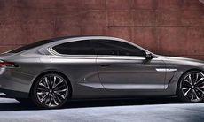 BMW Pininfarina Gran Lusso Coupé – nya 8-serie