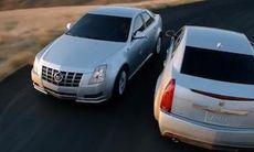 Cadillacs nya reklamfilm anklagad för fusk