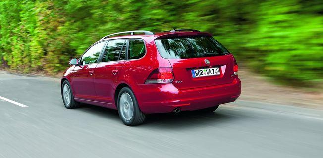 Volkswagen Golf Variant 1.4 TSI (2011-)