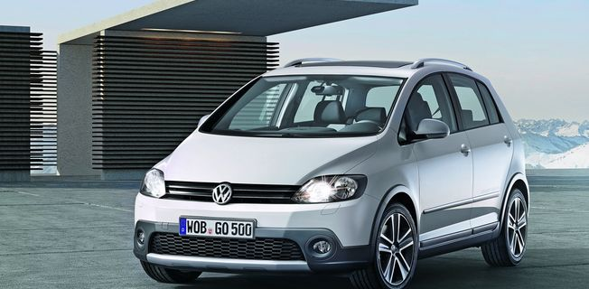 Volkswagen Cross Golf 1.2 TSI (2011-)