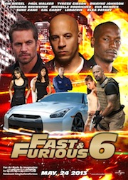 """Fast & Furious 6"""