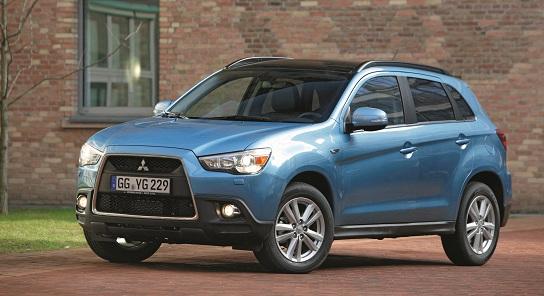 Mitsubishi ASX 1.6 2WD (2011-)
